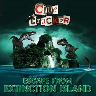 Escape from Extinction Island Poster